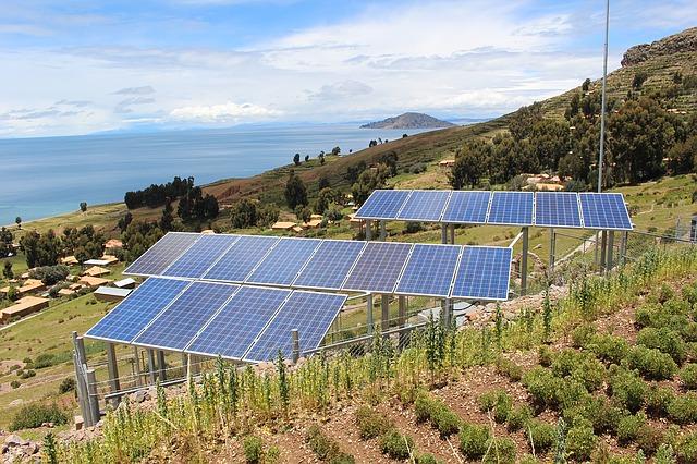 El camino hacia un sistema energético 100% renovable