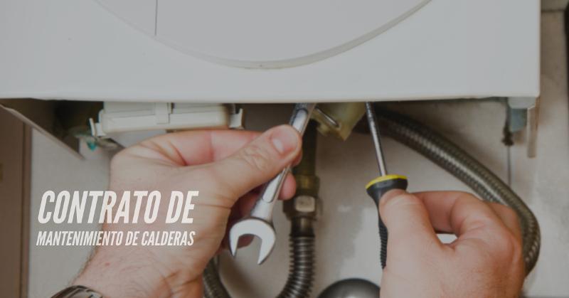 contrato de mantenimiento de calderas