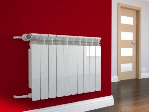 Heating radiator - v2
