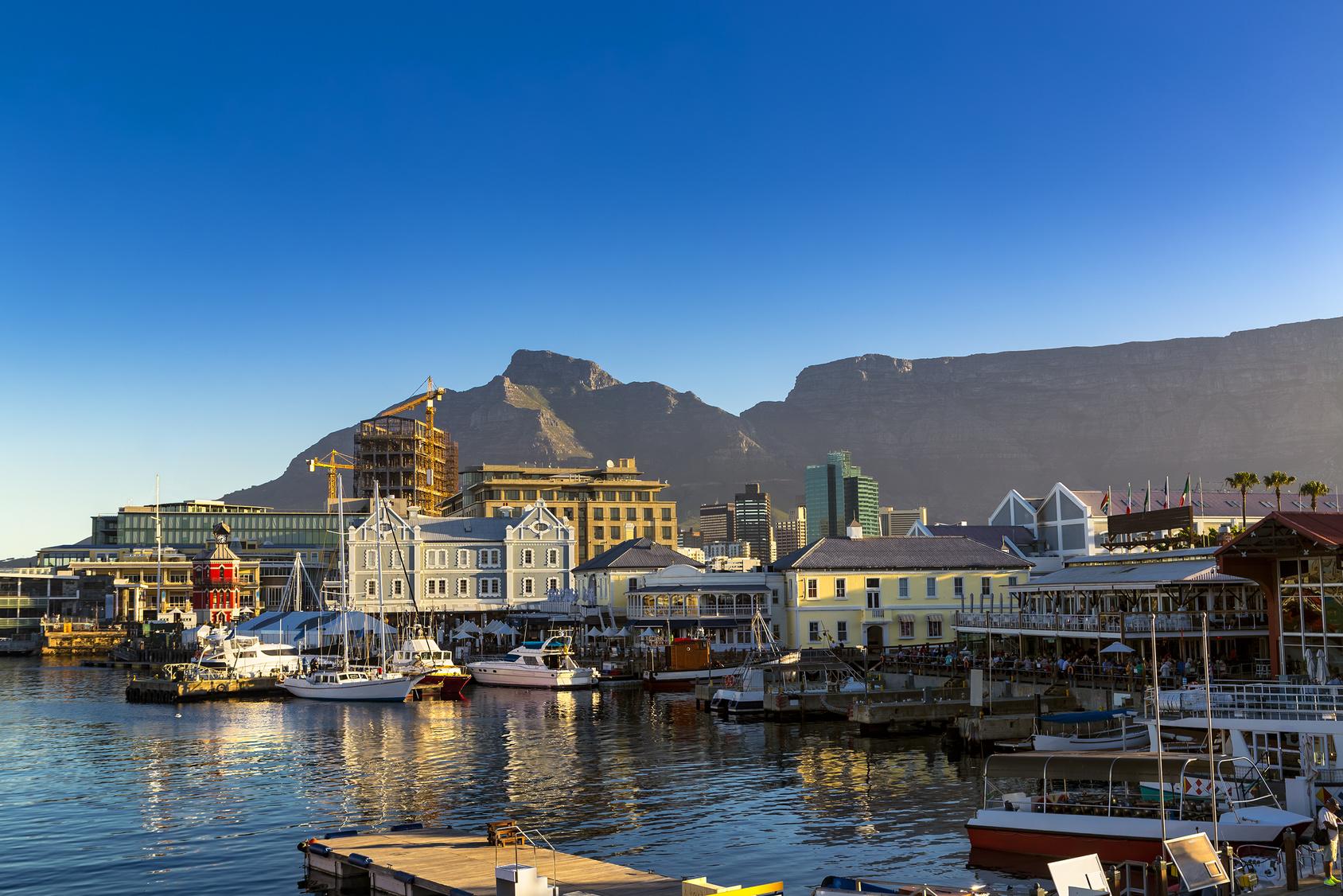 Ciudades eficientes: Ciudad del Cabo (Sudáfrica)