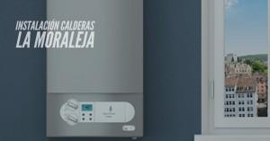 Instalacion calderas La Moraleja